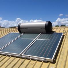 Solar Hot Water Sales